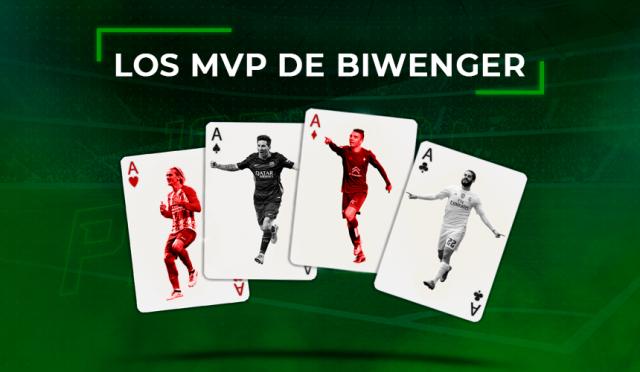 Los MVP de Biwenger