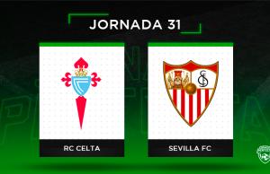 Alineaciones Posibles Celta - Sevilla