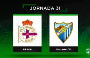 Alineaciones posibles Deportivo - Málaga