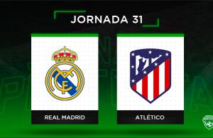 Alineaciones posibles Real Madrid - Atlético