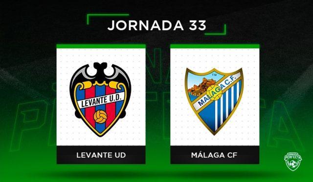Alineaciones Posibles Levante - Málaga