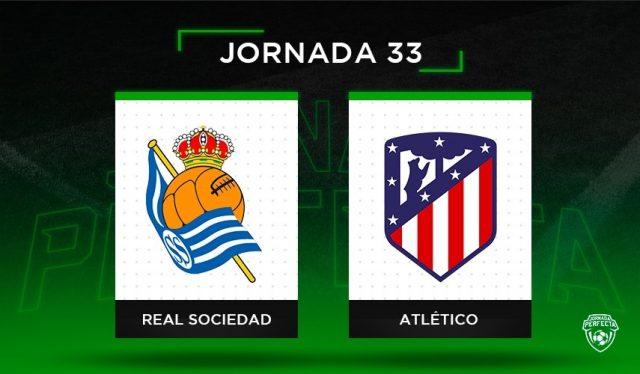 Alineaciones Posibles Real Sociedad - Atlético