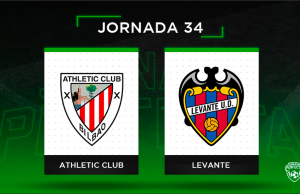 Alineaciones posibles Athletic - Levante
