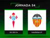 Alineaciones posibles Celta - Valencia
