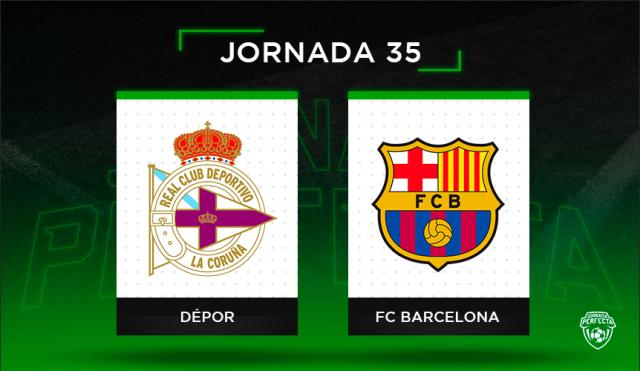 Alineaciones posibles Deportivo - Barça
