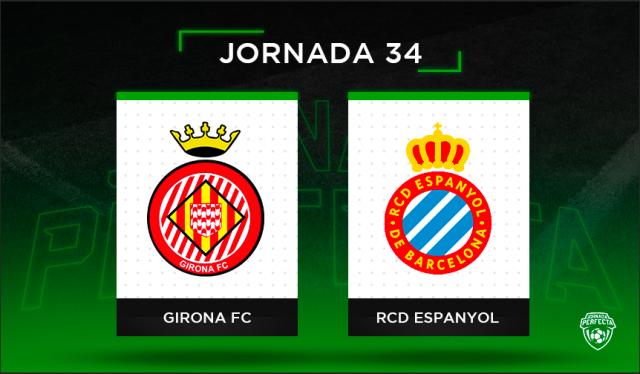 Alineaciones posibles Girona - Espanyol
