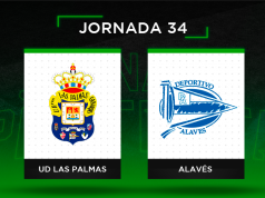 Alineaciones posibles Las Palmas - Alavés