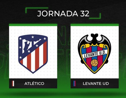 Alineaciones posibles Atlético - Levante