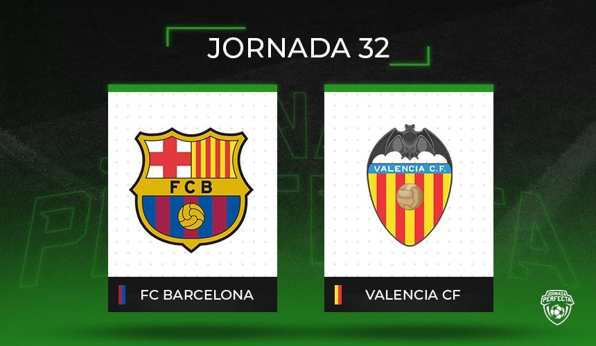 Alineaciones posibles Barça - Valencia