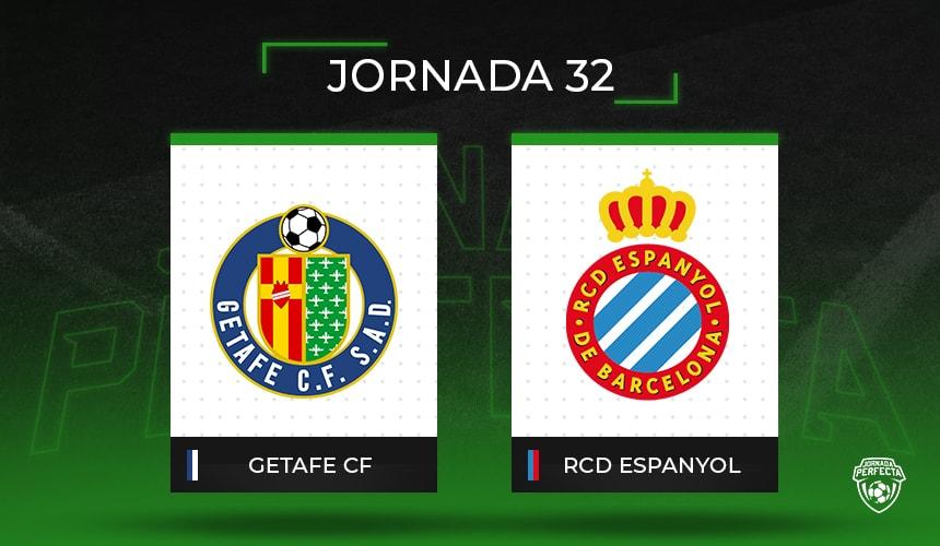 Alineaciones posibles Getafe - Espanyol