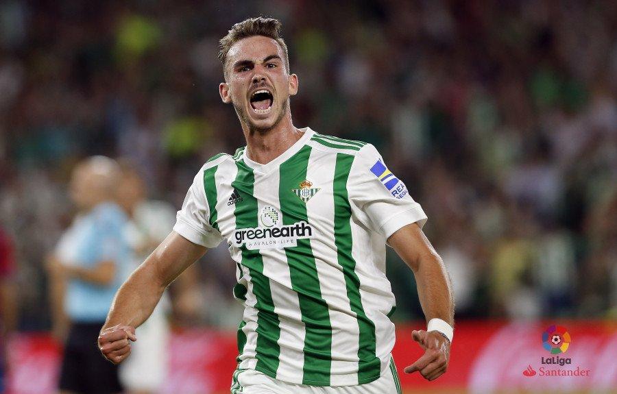 Fabián Real Betis