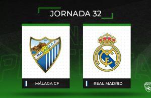 Alineaciones Posibles Málaga - Real Madrid