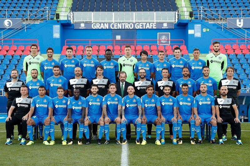 once posible del getafe