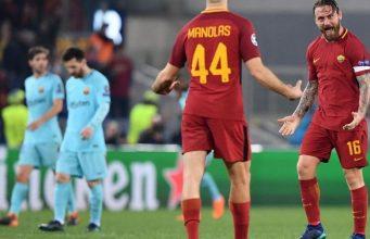 Roma Messi Barça
