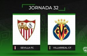 Alineaciones posibles Sevilla - Villarreal
