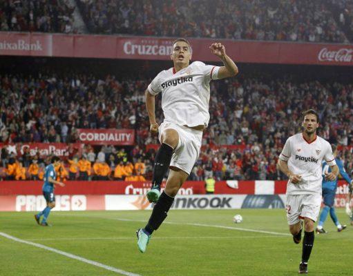 Ben Yedder Sevilla