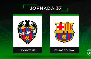 Alineaciones posibles Levante - Barcelona
