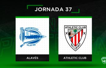 Alineaciones posibles Alavés - Athletic