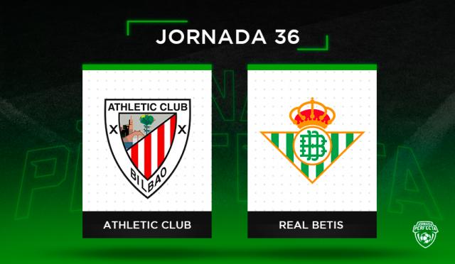 Alineaciones posibles Athletic - Betis