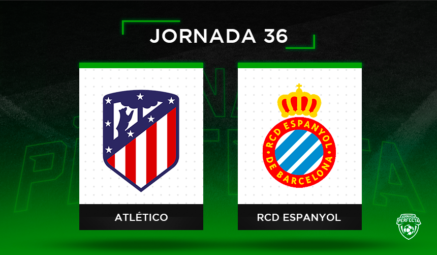 Alineaciones posibles Atlético - Espanyol