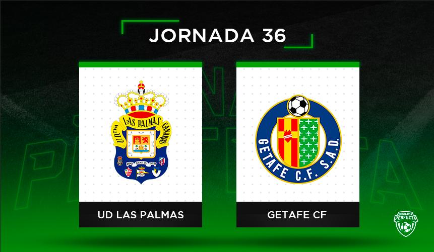 Alineaciones posibles Las Palmas - Getafe