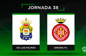 Alineaciones posibles Las Palmas - Girona