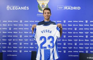 Mikel Vesga Leganés
