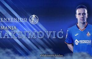 Maksimovic Getafe