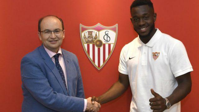 Gnagnon Sevilla FC