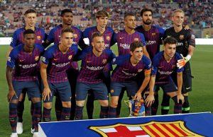 FC Barcelona 2018/19