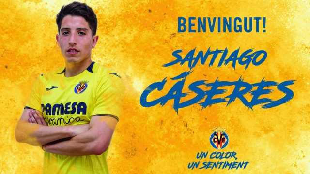 Santiago Cáseres Villarreal