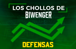 Chollos Defensas