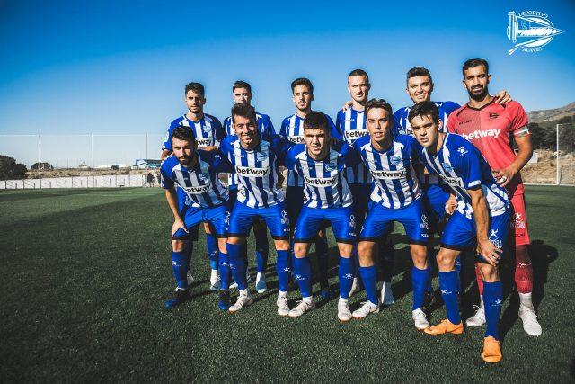 Pretemporada Deportivo Alavés