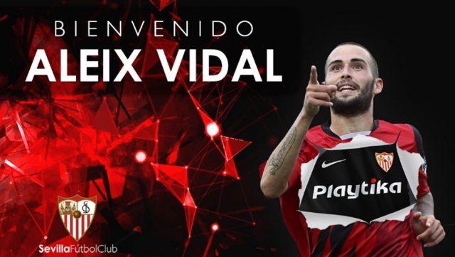 Aleix Vidal Sevilla