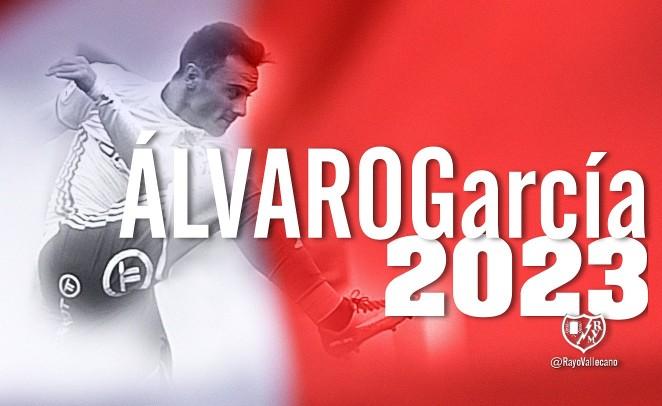 Álvaro García Rayo Vallecano