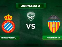 Onces Espanyol - Valencia