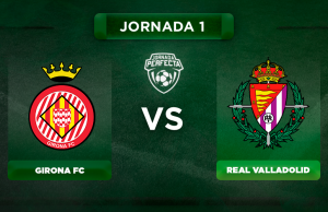 Onces Girona - Valladolid