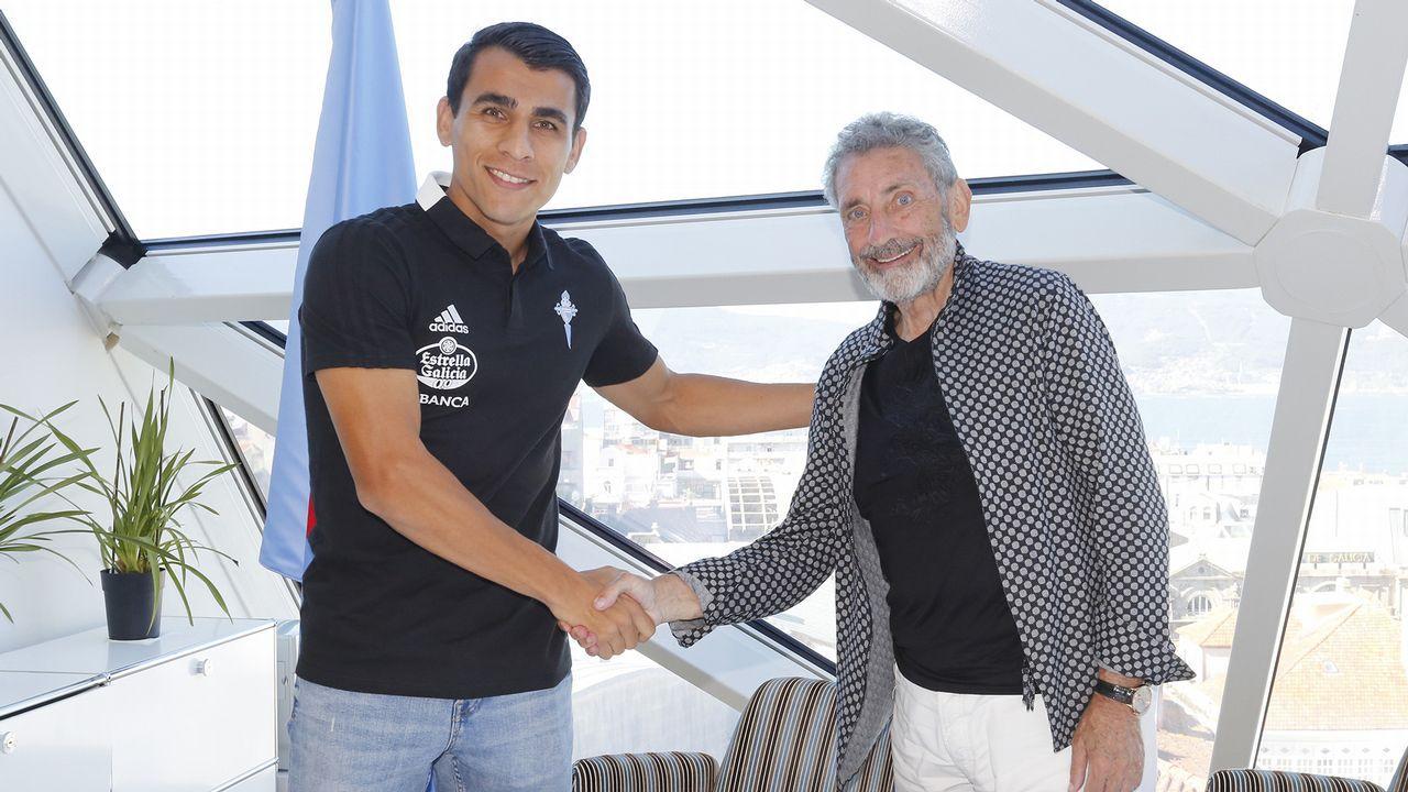 Junior Alonso Celta
