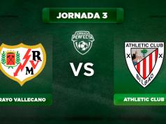 Alineación Rayo - Athletic