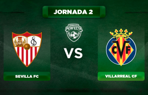 Onces Sevilla - Villarreal