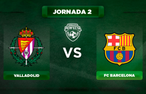 Alineaciones Valladolid - Barça