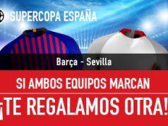 Apuestas Supercopa de España Sportium