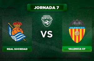 Alineación Real Sociedad - Valencia
