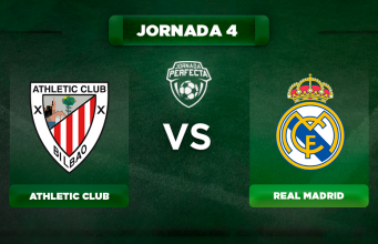 Alineación Athletic - Real Madrid