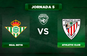 Alineación Betis - Athletic