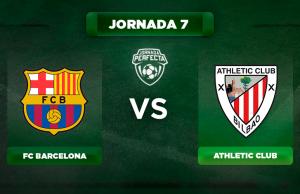 Alineación Barça - Athletic