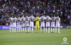 lesionados en el Valladolid