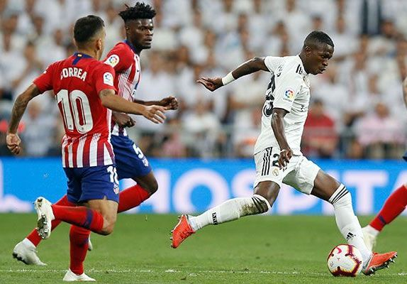 Vinicius Junior Real Madrid