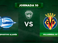 Alineación Alavés - Villarreal