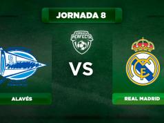 Alineación Alavés - Real Madrid
